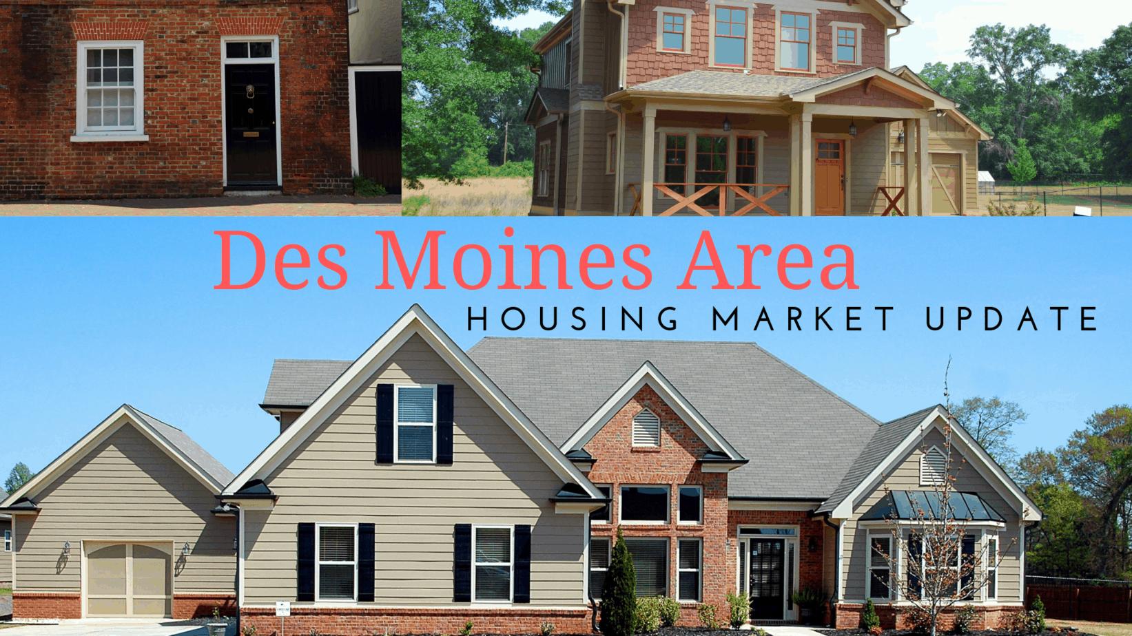 2019 Des Moines Spring Housing Market
