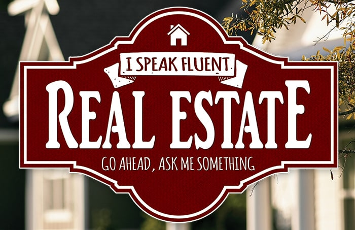Buyer's Real Estate Dictionary