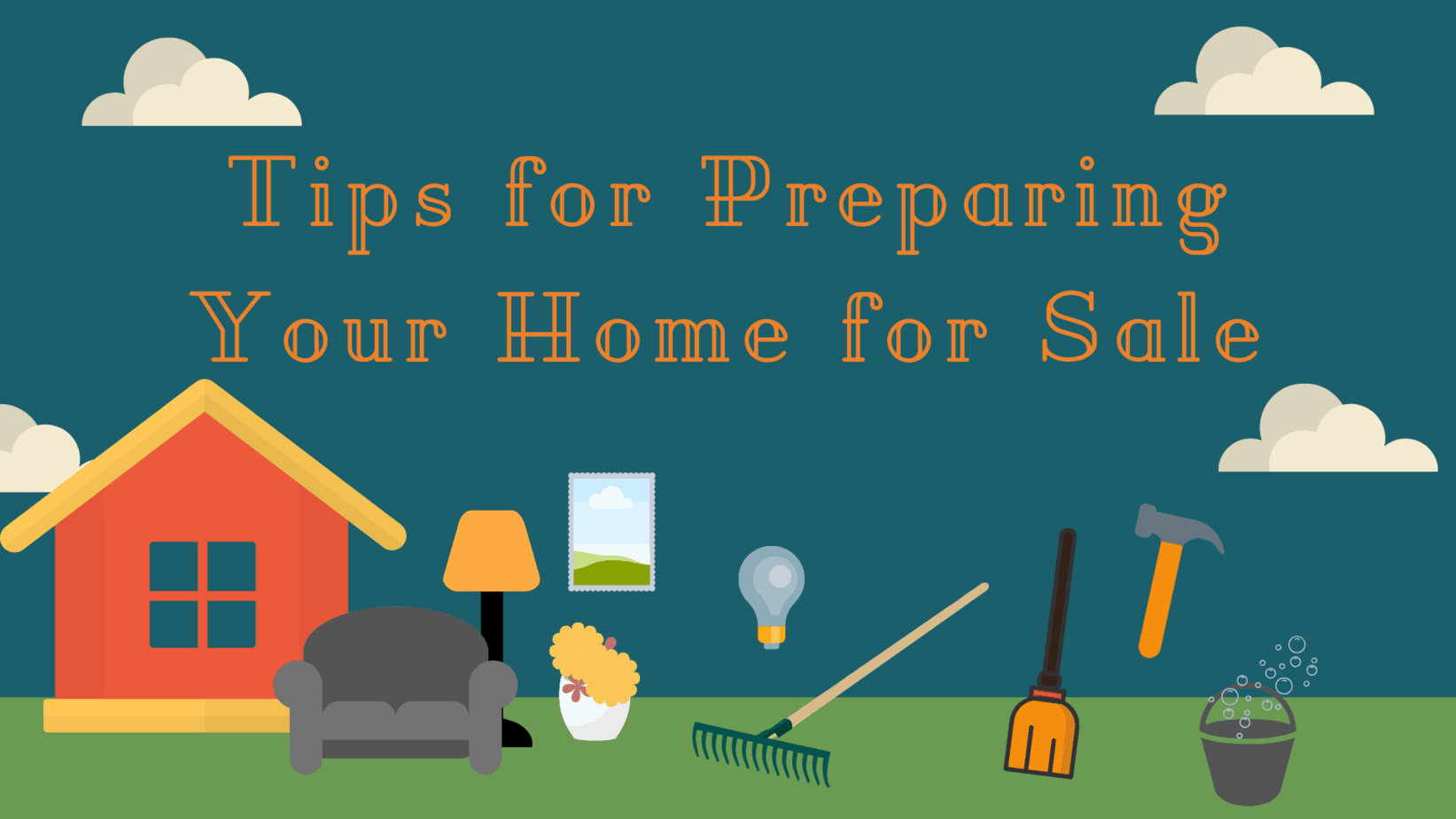 Tips to Prepare Your Home for Sale