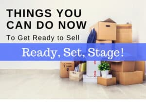 Ready, Set, Stage!
