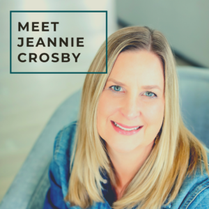 Meet Jeannie Crosby